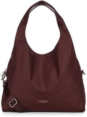 Lancaster Noir Handle Bag