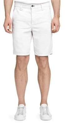 Rag & Bone Solid Cotton Shorts