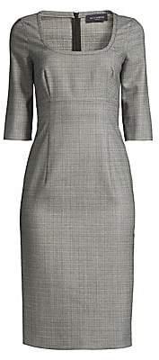 Piazza Sempione Women's Tubino Sheath Dress