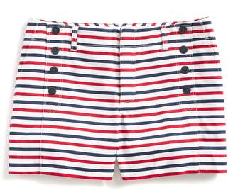 Tommy Hilfiger Multi Stripe Sailor Short