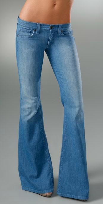 Anlo Lisseth Super Flare Jean