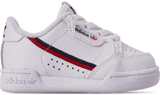adidas Boys' Toddler Continental 80 Casual Shoes