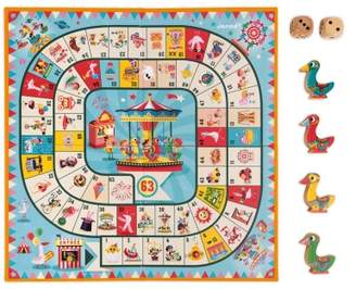 Janod Snakes and Ladders Game