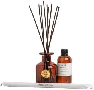 Ani Skincare - Lemongrass & Verbena Diffuser Oil Set