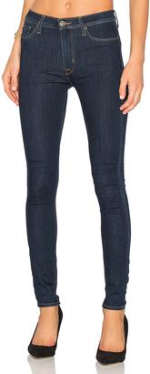 Hudson Jeans Barbara High Waist Skinny $165 thestylecure.com