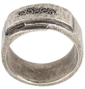 Wistisen Folded Stones ring