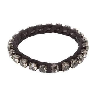 Lanvin Silver Metal Bracelet