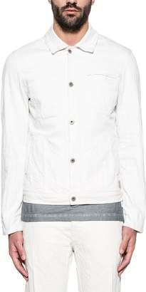 Dondup White Denim Jacket