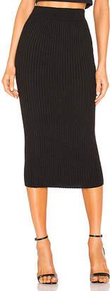 Eleven Paris SIX Eva Sweater Skirt