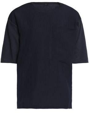 Joseph Slub Jersery Linen And Cotton-Blend T-Shirt