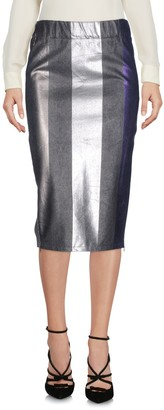 Manila Grace Knee length skirts - Item 35330224HT