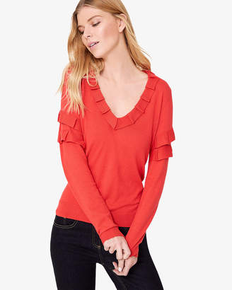 Phase Eight Renee Ruffle Jumper