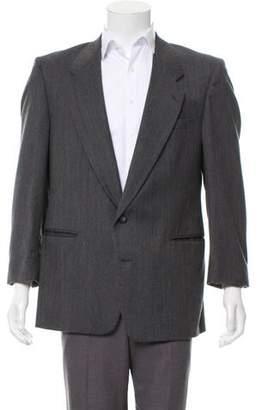 Givenchy Wool Pinstripe Blazer