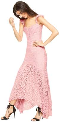 Milly Stretch Lace Melissa Gown