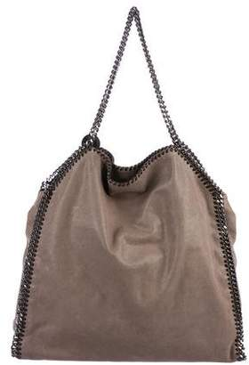 Stella McCartney Falabella Shaggy Deer Large Tote