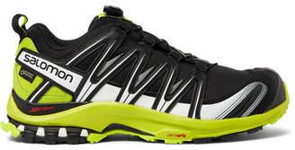 Salomon Xa Pro 3d Gtx Mesh And Rubber Sneakers