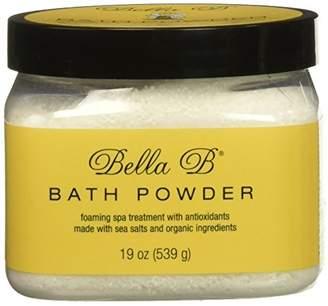 Bella B Naturals Bath Powder
