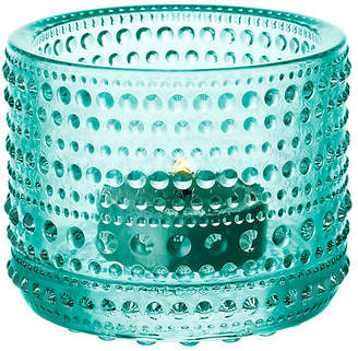 "Iittala 3"" Kastehelmi Votive Holder - Water Green"