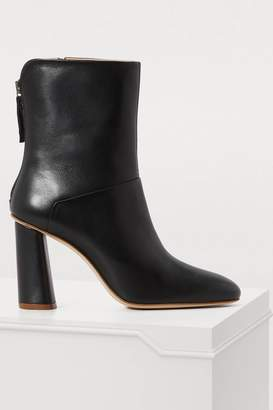 Acne Studios High-heeled ankle boots