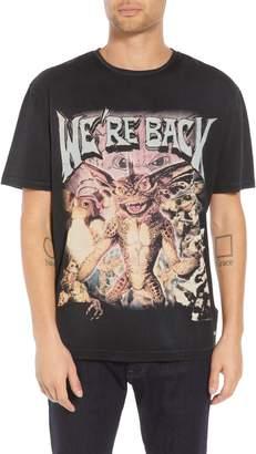 Eleven Paris ELEVENPARIS We're Back Graphic T-Shirt