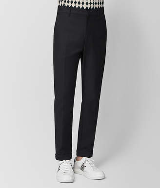 Bottega Veneta NERO COTTON PANT