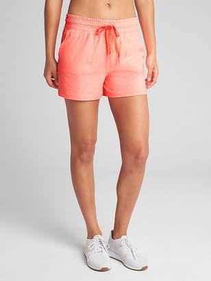 """Gap GapFit 3.5"""" Shorts in Brushed Jersey"""