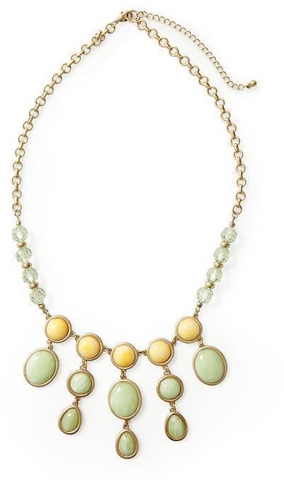 Pim + Larkin Cabachon Necklace