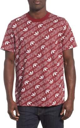 adidas Monogram All-Over Print T-Shirt