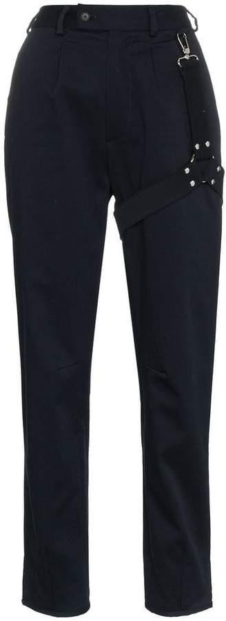 1017 Alyx 9SM high rise slim leg trousers