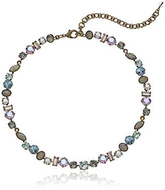 Sorrelli Women's Washed Waterfront Constantia Necklace