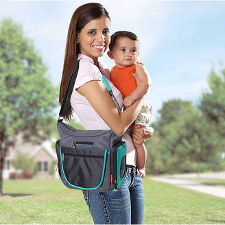 Fisher-Price Cross Body Tote Diaper Bag