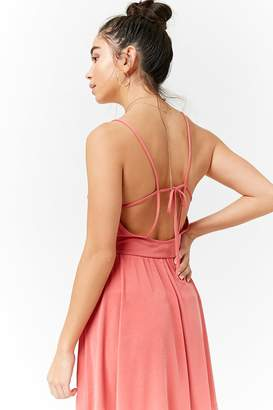 Forever 21 Strappy Cami Dress