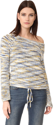Theory Coella Sweater $345 thestylecure.com