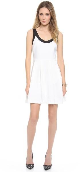 5th & Mercer Crepe Dress