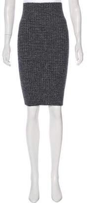 Missoni Wool-Blend Knee-Length Skirt