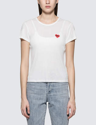 Obey Lonely Hearts Babydoll S/S T-Shirt
