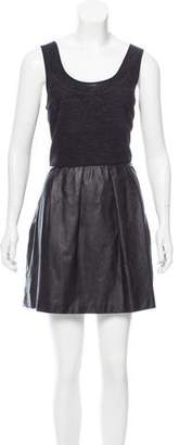 Timo Weiland Sleeveless Mini Dress