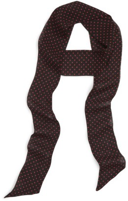 Women's Vanessa Mooney The Nara Skinny Scarf $45 thestylecure.com