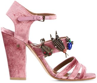 Laurence Dacade 'Malena' sandals $790.46 thestylecure.com