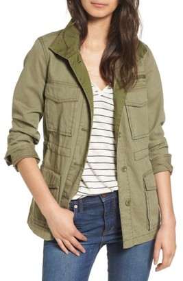 Women's Madewell Catskills Jacket $118 thestylecure.com