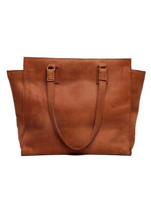 Able Meles Leather Carryall