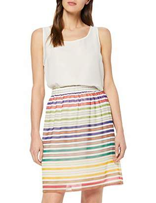 More & More Women's Rock Skirt, (Multicolour Stripe 45), (Size: 40)