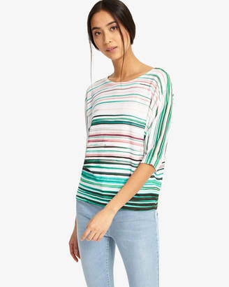 Phase Eight Gwyn Stripe Print Knit