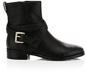 Jack Rogers Women's Eliza Moto Leather Booties