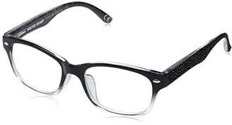 Foster Grant Women's Felice 1017882-250.COM Wayfarer Reading Glasses