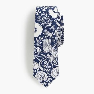 Boys' cotton tie in mermaid floral $24.50 thestylecure.com