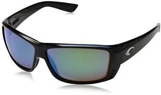 Costa del Mar Costa Del Marcosta CB01OGMGLP Corbina Sunglasses Frame/Green Mirror 580G