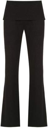 Track & Field flared sport trousers