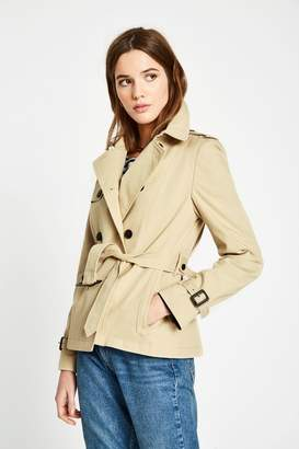 Jack Wills Hathershaw Cropped Trench