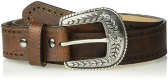 Ariat Women's Perforated Edge Belt